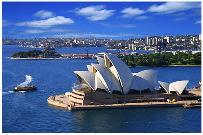 澳大利亚成为世界第三大化石燃料出口国